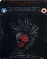 The Expendables 2 SteelBook (BD/DVD)(UK)