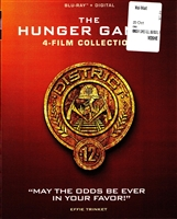 The Hunger Games: The Complete Collection - The Hunger Games / Catching Fire / Mockingjay Part 1 & 2 - Icon Edition (BD + Digital Copy)(Exclusive)