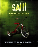 Saw: The Complete Collection - Icon Edition (BD + DVD)(Exclusive)