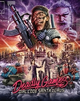 Deadly Games: Dial Code Santa Claus 4K - Limited Edition (Exclusive)