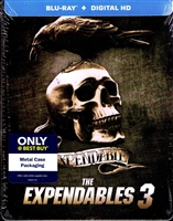 The Expendables 3: Unrated IronPack (BD + Digital Copy)(Exclusive)