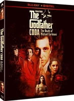 The Godfather Coda: The Death of Michael Corleone (BD + Digital Copy)