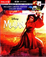 Mulan 4K DigiPack (2020)(BD + Digital Copy)(Exclusive)