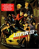 Lupin III: The First SteelBook (BD/DVD)