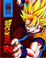 Dragon Ball Z: Season 6 SteelBook