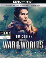 War of the Worlds 4K (Slip)