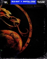Mortal Kombat 2-Film Collection SteelBook (BD + Digital Copy)(Exclusive)
