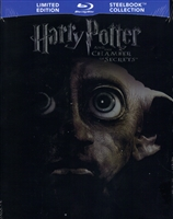 Harry Potter and the Chamber of Secrets SteelBook (Canada)
