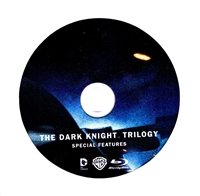 The Dark Knight Trilogy Bonus Disc (Ultimate Collector's Edition)