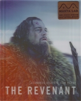 The Revenant Lenticular SteelBook (Hong Kong)
