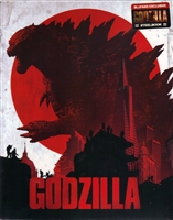 Godzilla 3D Full Slip SteelBook (China)(2014)(Blufans #23)