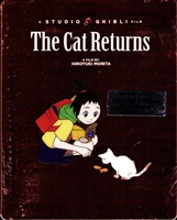 The Cat Returns: Studio Ghibli SteelBook (BD/DVD)