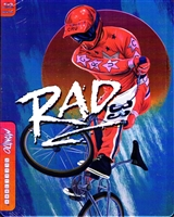 Rad SteelBook (BD + Digital Copy)(Mondo Art #46)