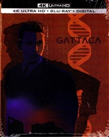 Gattaca 4K SteelBook (BD + Digital Copy)