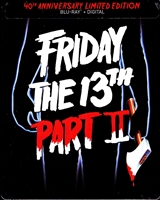 Friday the 13th: Part II 2 SteelBook