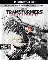 Transformers: Age of Extinction 4K (Slip)
