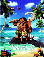 Moana 3D Full Slip SteelBook (Czech)