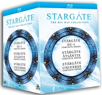 Stargate: The Blu-Ray Collection - Stargate SG-1 / Stargate Atlantis / Stargate Universe