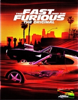 The Fast and the Furious Full Slip SteelBook (Czech)