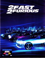 2 Fast 2 Furious Full Slip SteelBook (Czech)