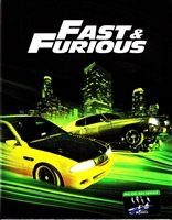 Fast and Furious Full Slip SteelBook (Czech)