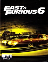 Fast and Furious 6 Full Slip SteelBook (Czech)