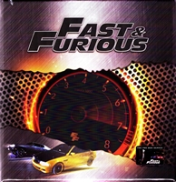 Fast and Furious 1-Click Maniacs Box Set SteelBook (Czech)