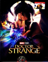 Doctor Strange 3D Full Slip SteelBook (2016)(Czech)