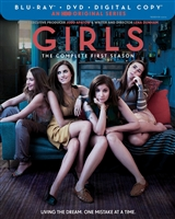 Girls: Season 1 DigiPack (BD/DVD + Digital Copy)