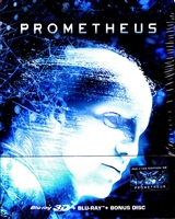 Prometheus 3D 1/4 Slip SteelBook (Czech)