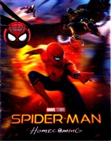 Spider-Man: Homecoming 3D & 4K Double Lenticular SteelBook (Blufans #56)