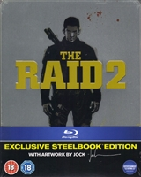 The Raid 2 SteelBook (UK)