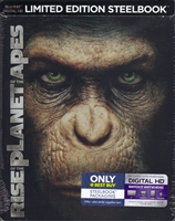 Rise of the Planet of the Apes SteelBook (BD + Digital Copy)(Exclusive)