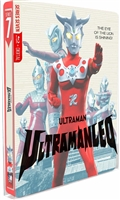 Ultraman Leo: The Complete Series SteelBook (BD + Digital Copy)