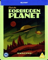 Forbidden Planet SteelBook: Sci-Fi Destination Series #1 (UK)
