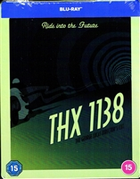 THX 1138 SteelBook: Sci-Fi Destination Series #2 (UK)