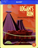 Logan's Run SteelBook: Sci-Fi Destination Series #3