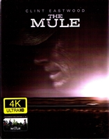 The Mule 4K XL Lenticular SteelBook (Czech)