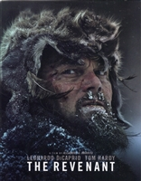 The Revenant Full Slip Hugh Glass SteelBook (Czech)