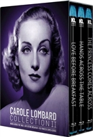 Carole Lombard Collection II: Hands Across the Table / Love Before Breakfast / The Princess Comes Across