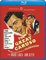 The Great Caruso: Warner Archive Collection
