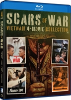 Scars of War: 4 Vietnam Stories - Casualties of War / Alamo Bay / Birdy / Summertree