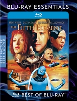 The Fifth Element: Blu-ray Essentials (Slip)