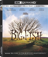 Big Fish 4K (BD + Digital Copy)