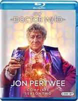 Doctor Who: Jon Pertwee - Season 2