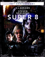 Super 8 4K SteelBook (BD + Digital Copy)(Exclusive)