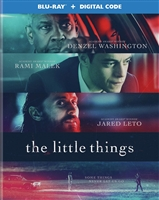 The Little Things (BD + Digital Copy)