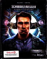 Terminator 2: Judgement Day / Total Recall (1990) SteelBook (BD + Digital Copy)(Exclusive)
