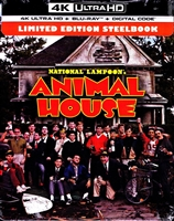 Animal House 4K SteelBook (BD + Digital Copy)