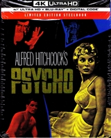 Psycho 4K SteelBook (1960)(BD + Digital Copy)(Re-release)